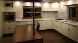kitchen furniture painted ral 1013