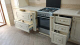 ral 1013 oyster white kitchen furniture