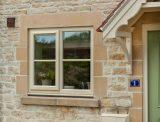 plastic window colour RAL 1015