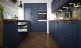 ral 5011 kitchen