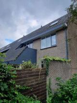 steel blue ral colour house facade parts