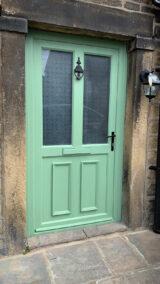 front door colour code ral 6021