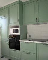 kitchen furniture color RAL-6021
