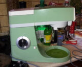 mixer color RAL-6021