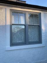 ral7001 window color