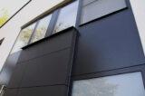 facade tiles RAL-7021