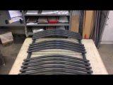 towel rack radiator colour ral 7024