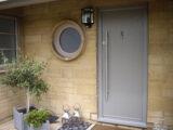 ral-7030 front door