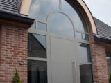ral 7090 front door colour name - stone grey