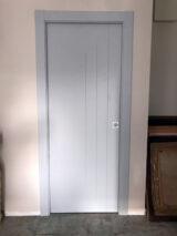 ral7035 interior door