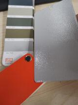 ral light-grey colour sample