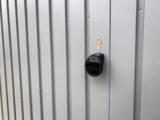 steel door ral-7037