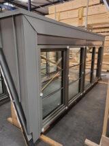 window frame paint colour ral-7037