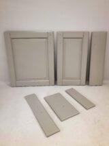 silk grey ral colour furniture paint