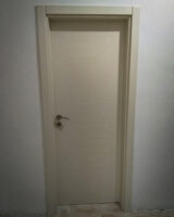 interior door painted ral-9001
