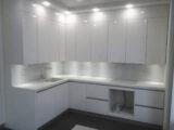signal white kitchen RAL 9003