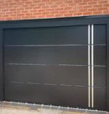 garage door colour ral-9005
