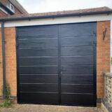 garage door colour ral9005