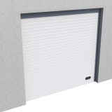 garage door RAL 9010